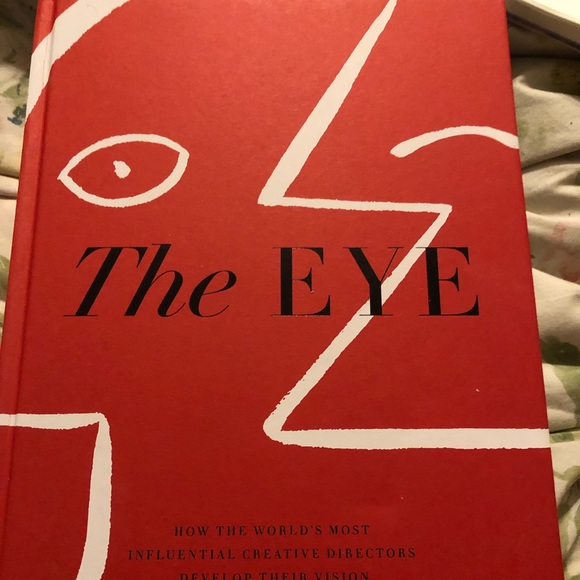 the eye Other - Book the eye new brand new